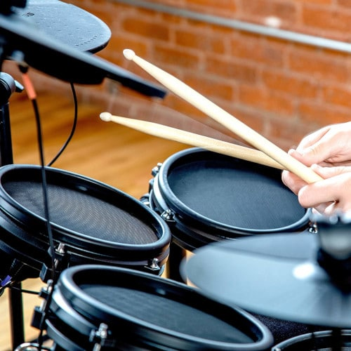 Best Electronic Drum Set Reviews
